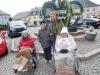 Besuch Osterbrunnen