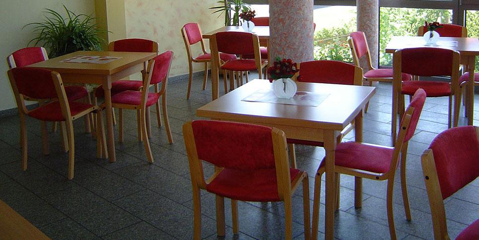 Der Speisesaal